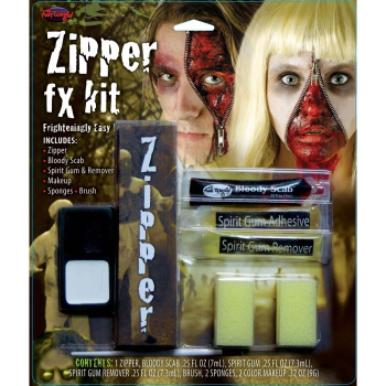 Image de ZIPPER FX MAKE UP KIT