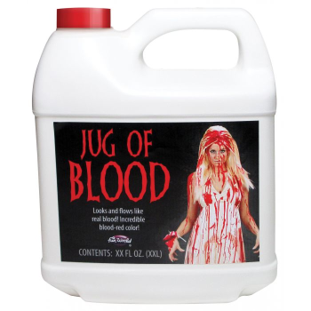 Image de BLOOD - HALF GALLON