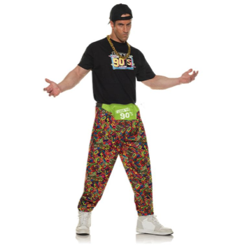 Picture of 90'S PANTS - ADULT STANDARD