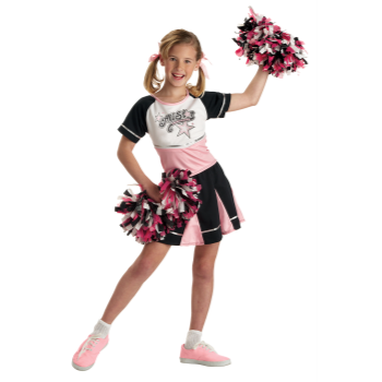 Picture of ALL STAR CHEERLEADER -  MEDIUM KIDS