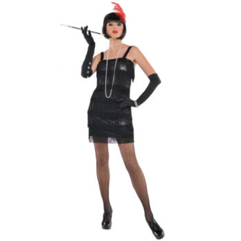 Picture of FLASHY FLAPPER - ADULT SMALL