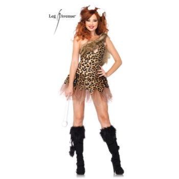 Picture of CAVE GIRL CUTIE  - ADULT SMALL/MEDIUM