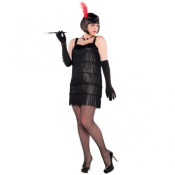 Picture of FLASHY FLAPPER - ADULT PLUS