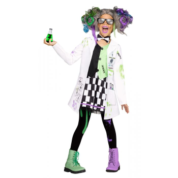 Picture of MAD SCIENTIST -  GIRL XLARGE
