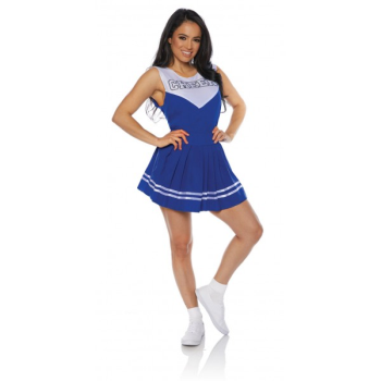 Picture of CHEERLEADER - BLUE - ADULT SMALL