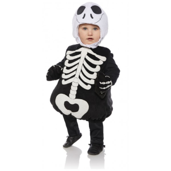 Image de SKELETON BELLY-BABIES - TODDLER ( 4-6 )