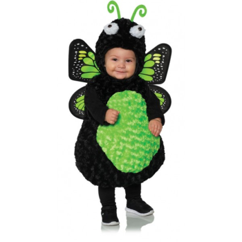 Image de GREEN BUTTERFLY BELLY-BABIES - TODDLER ( 4-6 )