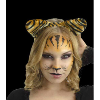 Image de TIGER HEADBAND WITH MAKE UP