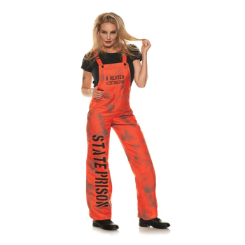 Picture of D. MENTED OVERALLS - ADULT XLARGE