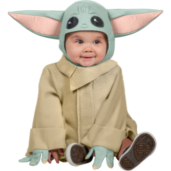 Image de STAR WARS - THE CHILD - TODDLER COSTUME