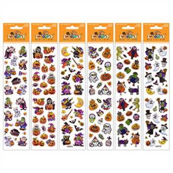 Picture of HALLOWEEN STICKERS