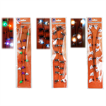 Picture of HALLOWEEN FLASHING NECKLACE