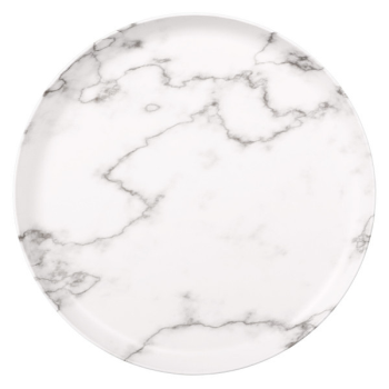 "Picture of SERVING WARE - TRAY 14"" ROUND MELAMINE - MARBLE"