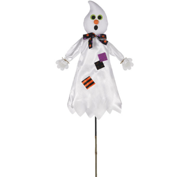 Picture of LAWN YARD SIGN - 4' GHOST PLUSH