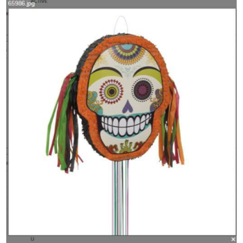 Picture of PINATA - DAY OF THE DEAD