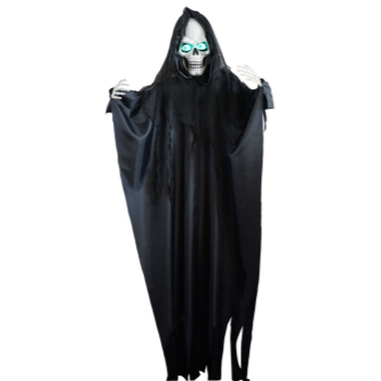"Picture of 72"" HANGING ANIMATED REAPER"