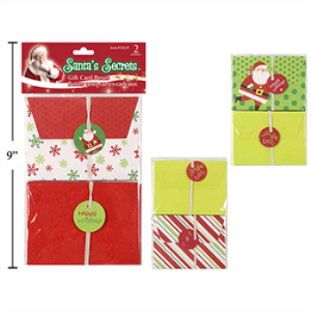 Image de DECOR - GIFT CARD BOXES