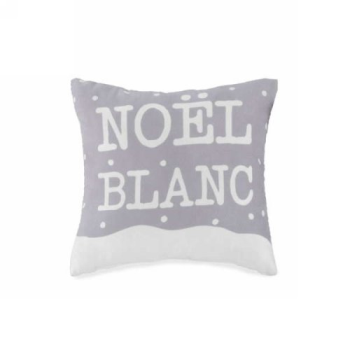 Image de DECOR - NOEL BLANC SMALL CUSHION