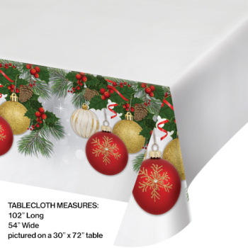 Image de TABLEWARE - ORNAMENT ELEGANCE TABLE COVER