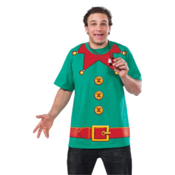 Image de WEARABLES - ELF T-SHIRT - ADULT LARGE