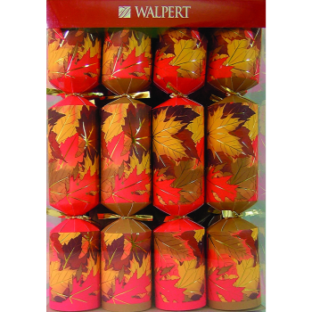 Picture of FALL LEAVES CRACKERS 10""