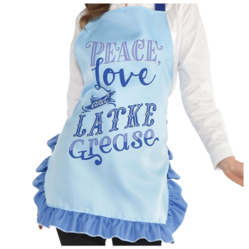 Picture of WEARABLE - HANUKKAH APRON