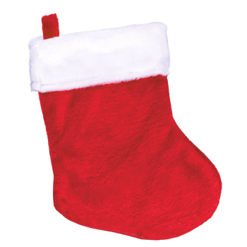 Image de DECOR - MINI PLUSH STOCKING