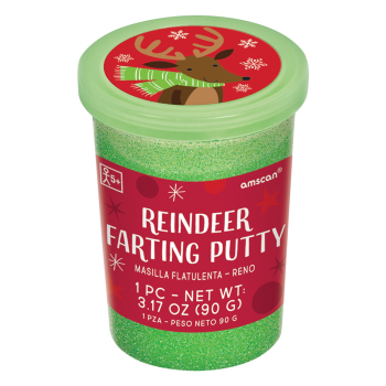 Image de DECOR - REINDEER FARTING PUTTY