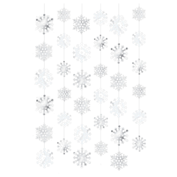 Image de DECOR - SNOWFLAKE STRING