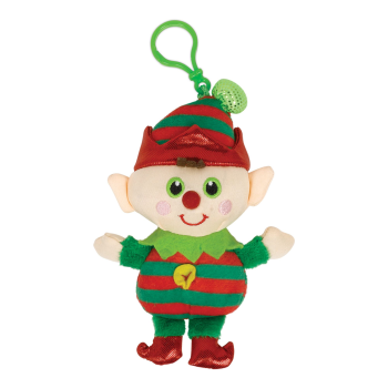 Image de DECOR - KEY CHAIN ELF PLUSH