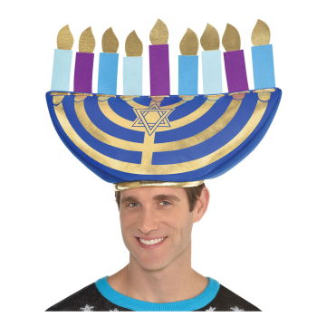 Picture of WEARABLE - MENORAH HAT