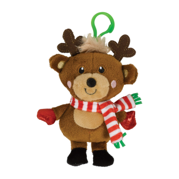 Image de DECOR - KEY CHAIN REINDEER PLUSH