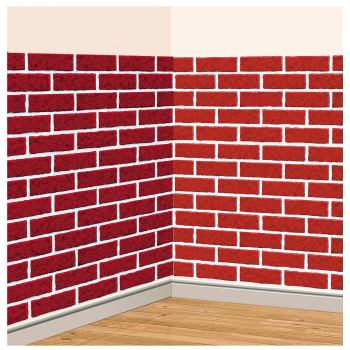 Image de DECOR - BRICK WALL SCENE SETTER