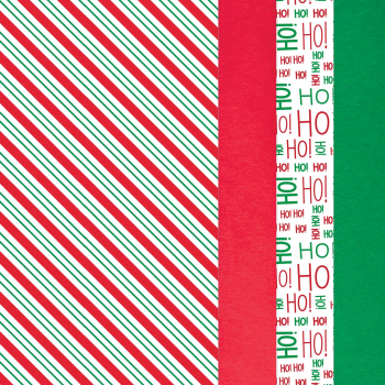 Image de DECOR - GIFT BAG - HO HO HO CHRISTMAS TISSUE PAPER