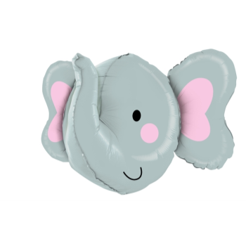 Picture of ELEPHANT HEAD DIMENSIONAL