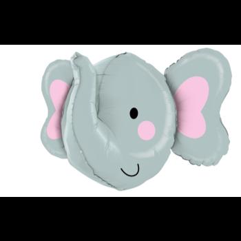 Image de ELEPHANT HEAD DIMENSIONAL