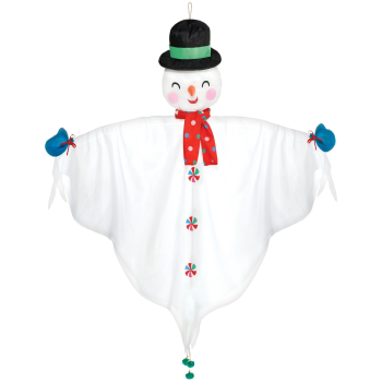 Image de DECOR - HANGING SNOWMAN