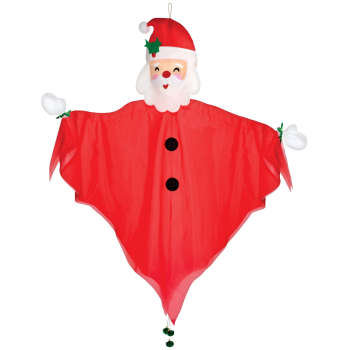 Image de DECOR - HANGING SANTA