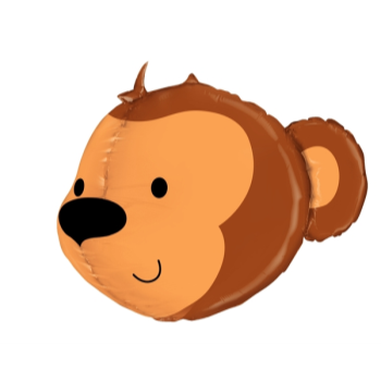 Picture of MONKEY HEAD DIMENSIONAL