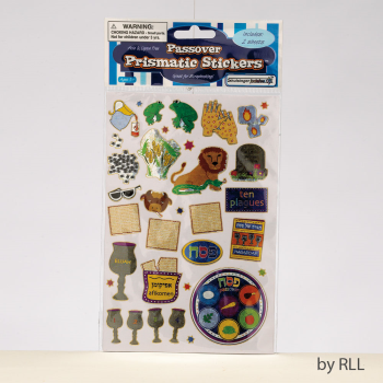 Picture of PASSOVER STICKER