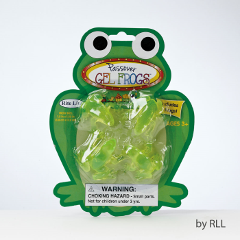 Picture of PASSOVER - GEL FROG