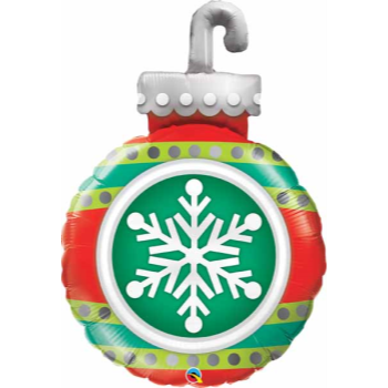 "Image de 35"" SNOWFLAKE ORNAMENT SUPER SHAPE"