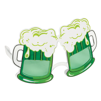 Picture of WEARABLES - GREEN BEER GLASSES