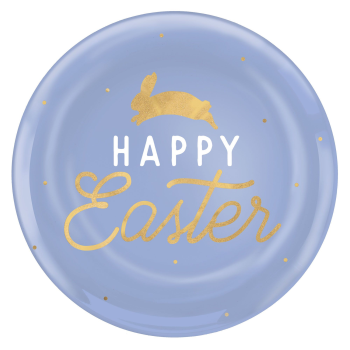 """Picture of TABLEWARE - EASTER PLASTIC 10"""" LILAC PLATE"""