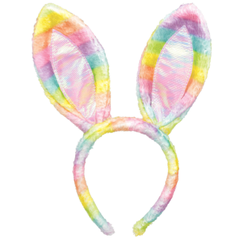 Picture of WEARBALES - BUNNY EARS - RAINBOW