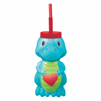 Picture of TABLEWARE - SIPPY CUP DINO