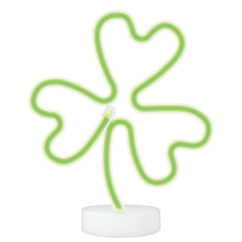 Picture of DECOR - SHAMROCK NEON LED LIGHT