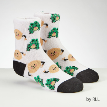 Picture of PASSOVER - CREW SOCK - FROG