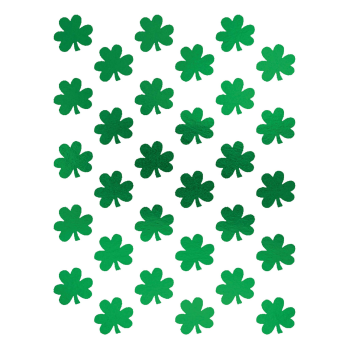 Picture of DECOR - SHAMROCK STICKERS