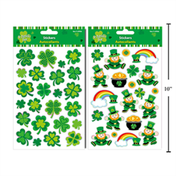 Picture of DECOR - ST PAT'S FOAM STICKERS
